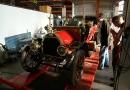 Amicale Peugeot Veteranen Club Suisse - Besuch SIM Motorencenter (1)
