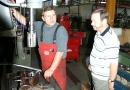 Amicale Peugeot Veteranen Club Suisse - Besuch SIM Motorencenter (14)