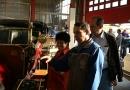 Amicale Peugeot Veteranen Club Suisse - Besuch SIM Motorencenter (2)