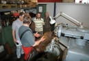 Amicale Peugeot Veteranen Club Suisse - Besuch SIM Motorencenter (8)