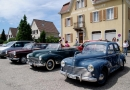 Besichtigung Firma Horlacher und Oldtimersammlung, 19.07.2008 (1)