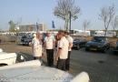 Internationales Peugeot Veteranen Treffen Blankenberge, Belgien, 2009