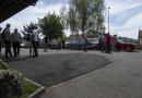 Frühlingsausfahrt Amicale Peugeot Suisse mit Besuch Pantheon Basel, Muttenz