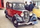 Peugeot 301 Limousine Modell CR von 1934