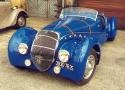 Darl'Mat Roadster. Total 104 Exemplare in diversen Karrosserievarianten wurden gebaut. Mit den Rennversionen nahm Peugeot vor dem zweiten Weltkrieg am Rundstreckenrennen in Le Mans teil