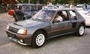 Peugeot 206 T16 Turbo