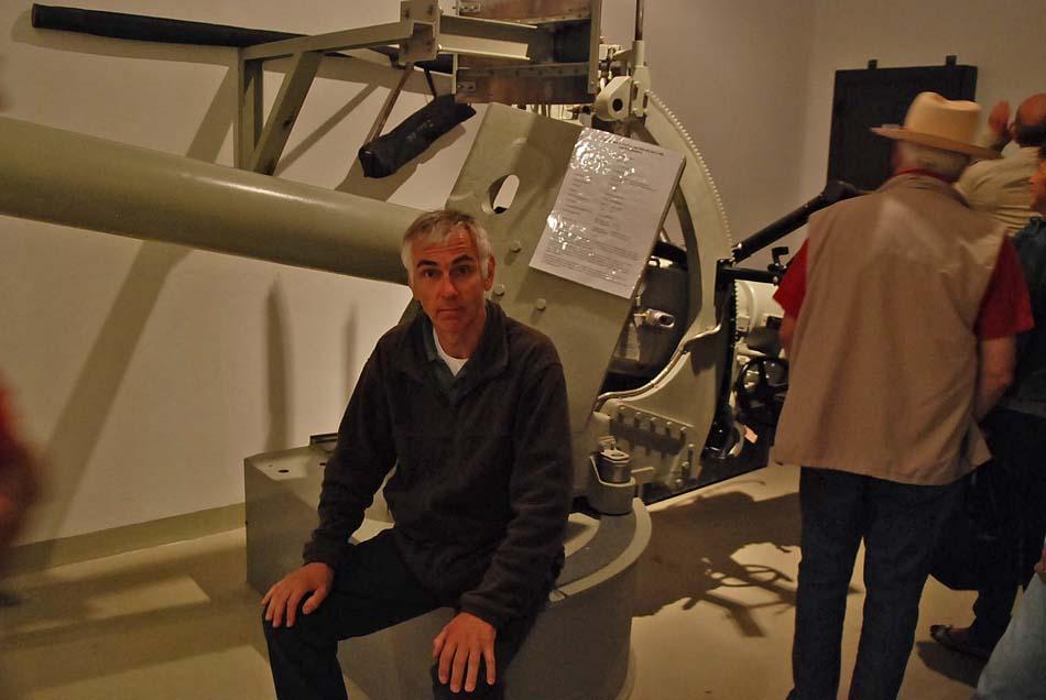 Besuch des Festungsmuseums Reuenthal, 11. September 2011 (Foto Bader)