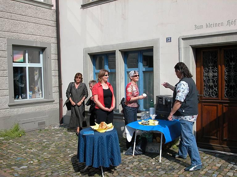 Frühjahrstreffen Schaffhausen, 07.05.2005
