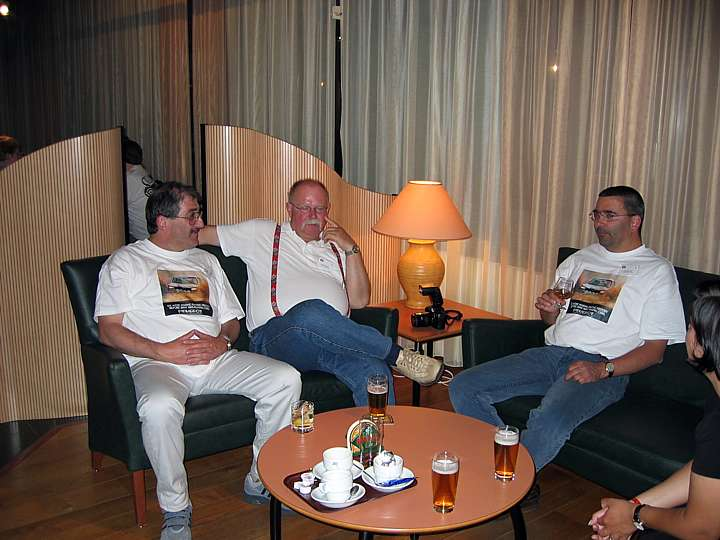 Internationales Treffen Spa 2004