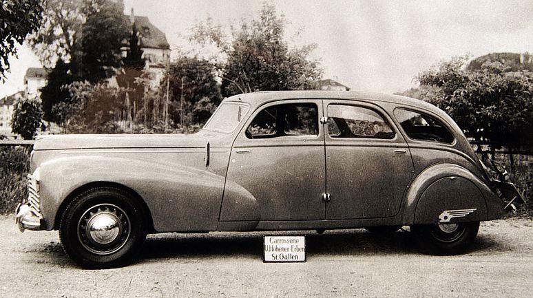 Peugeot 203-403 Hoehener