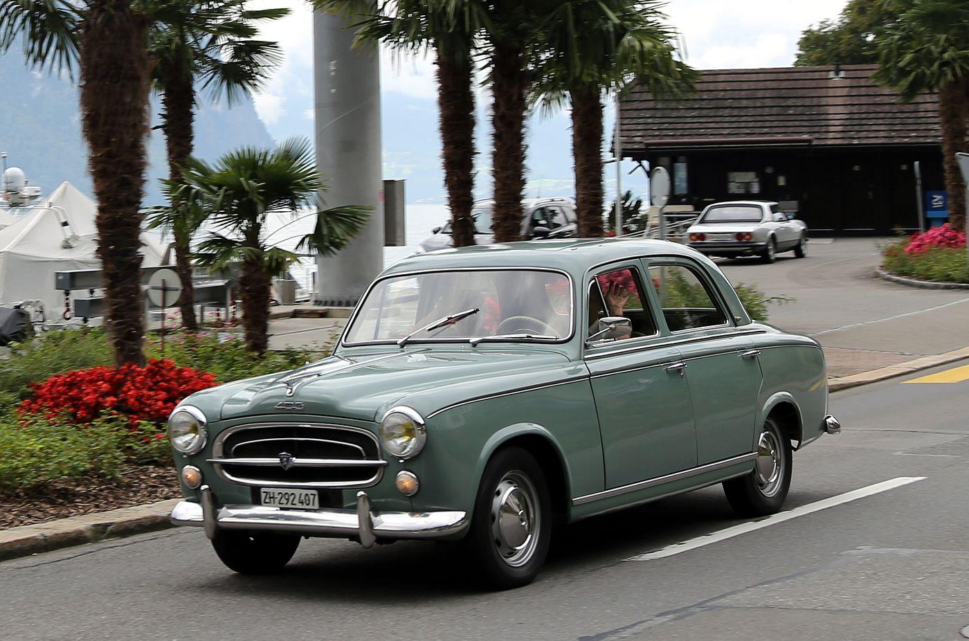Peugeot 403 Limousine
