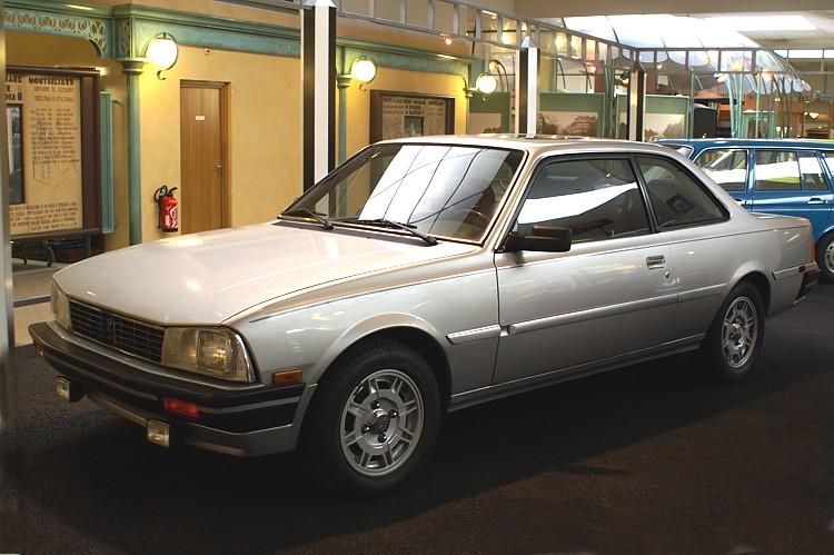 Peugeot 505 Coupé