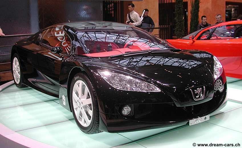 Peugeot Concept RC-Pik