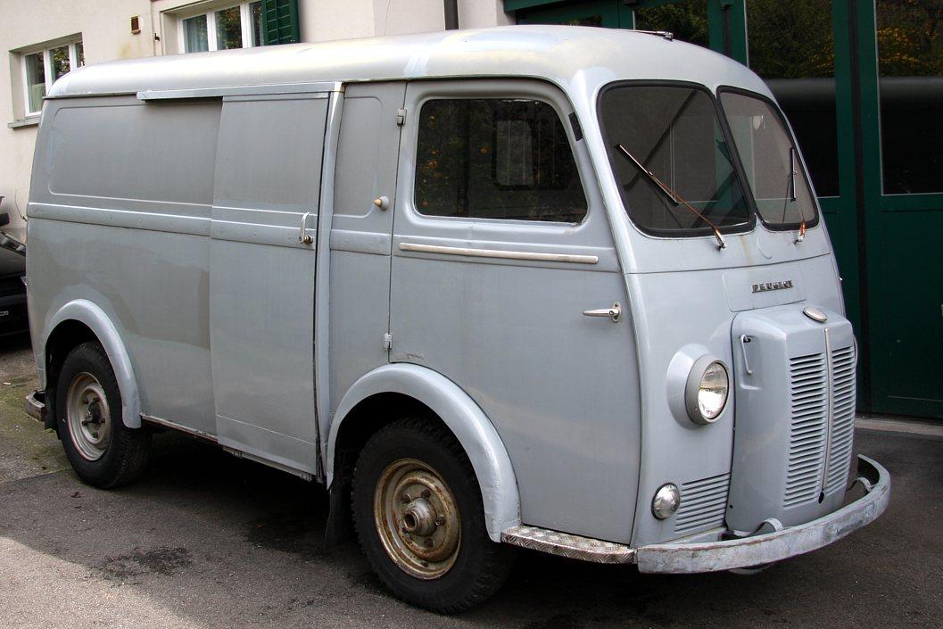 Peugeot D4B 1965