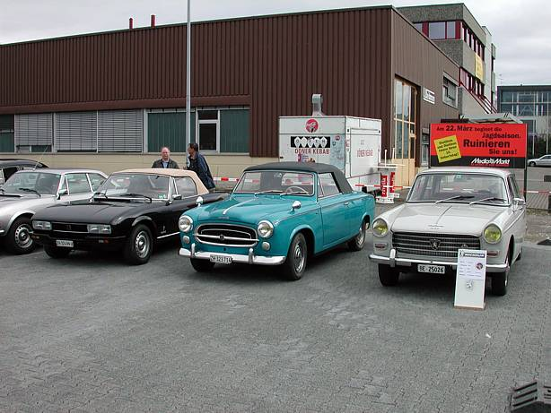 Classic Day F+S Car Kloten, 20.03.2004